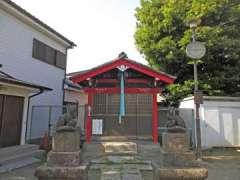 東貫森稲荷神社