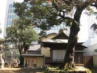 山王日枝神社神楽殿