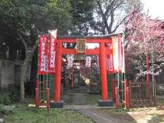 山王日枝神社稲荷社鳥居