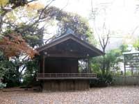 山王熊野神社神楽殿
