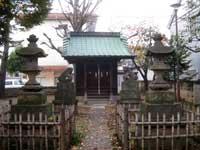 根ヶ原神社