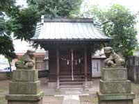 長田稲荷神社