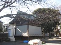 六所神社神楽殿