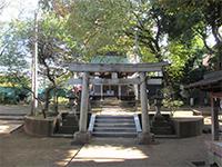 東谷北野神社鳥居