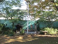 東谷北野神社庚申塔
