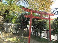 中井谷熊野神社境内社