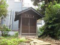 湯殿神社祠2