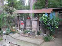 湯殿神社庚申塔