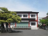 多摩川諏訪神社社務所
