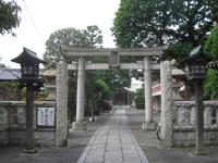蓮沼熊野神社