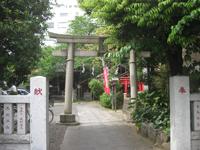 御園神社鳥居