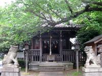 御園神社社殿
