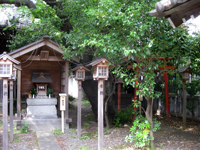 栄龍神社とお福神社