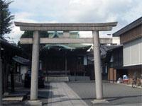 糀谷神社鳥居