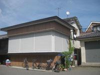糀谷神社神楽殿