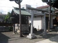 境内社釈護子稲荷神社