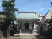 東中江名天祖神社