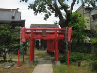 白山神社稲荷神社