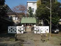高畑神社拝殿