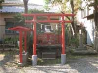 高畑神社稲荷社