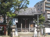 今泉神社拝殿