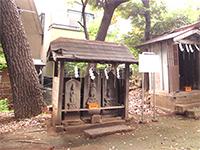 雪ヶ谷八幡神社庚申塔