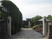 妙成寺山門