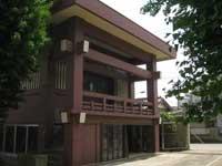 古川薬師安養寺薬師堂