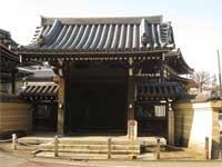 専修寺関東別院山門