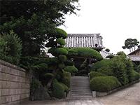 円長寺山門