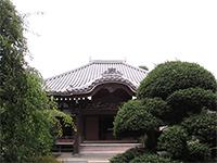 円長寺本堂