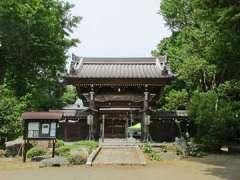 徳星寺山門