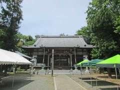 徳星寺本堂