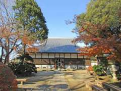 昌福寺本堂