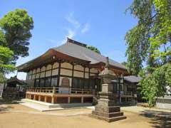 相頓寺本堂
