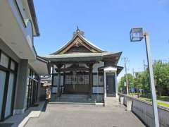 寶蔵寺本堂
