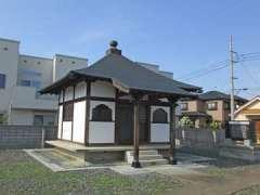 泉乗寺薬師堂