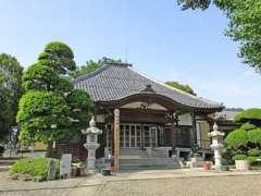 東栄寺本堂