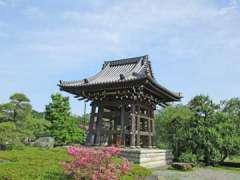 東栄寺鐘楼