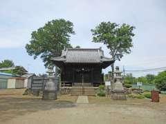 畔吉諏訪神社