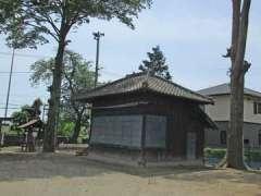 畔吉諏訪神社境内社