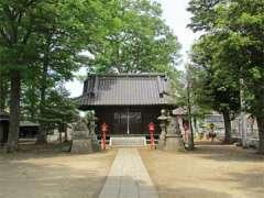 橘神社社殿