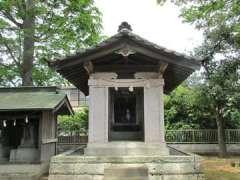 天王社、神明社、水神社