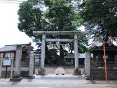 八枝神社鳥居