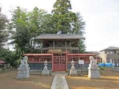 今泉氷川神社