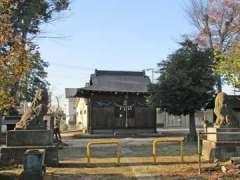 地頭方氷川神社