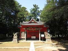 上氷川神社