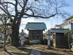 川神明神社
