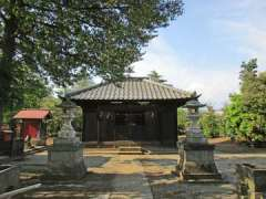 瓦葺稲荷神社