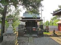 瓦葺稲荷神社境内社1